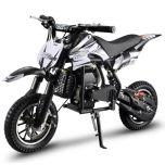 Black GBmoto 50cc Kids Dirt Bike