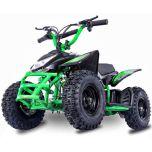 Titan 24V 350W ATV Electric ATV Off Road Kids ATV, Kids Quad, Kids 4 Wheelers (Green)