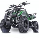 Sonora-E 24V 350W ATV Electric ATV Off Road Kids ATV, Kids Quad, Kids 4 Wheelers (Camo Green)
