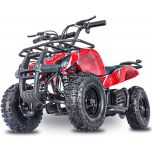 Sonora-E 24V 350W ATV Electric ATV Off Road Kids ATV, Kids Quad, Kids 4 Wheelers (Spider Red)