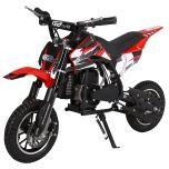 Red GBmoto 50CC Kids Dirt Bike