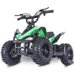 Mars-E Raptor 24V 350W ATV Electric ATV Off Road Kids ATV, Kids Quad, Kids 4 Wheelers (Green)