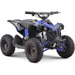 Renegade 36V 500W ATV Electric ATV Off Road Kids ATV, Kids Quad, Kids 4 Wheelers (Blue)