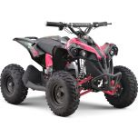 Renegade 36V 500W ATV Electric ATV Off Road Kids ATV, Kids Quad, Kids 4 Wheelers (Pink)