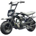 MotoTec 105CC 3.5HP 4 Stroke Gas Powered Youth Mini Bike, Gas Mini Motorcycle