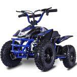 Titan 24V 350W ATV Electric ATV Off Road Kids ATV, Kids Quad, Kids 4 Wheelers (Blue)