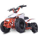 Titan 24V 350W ATV Electric ATV Off Road Kids ATV, Kids Quad, Kids 4 Wheelers (White)
