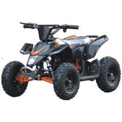 Sahara 24V 350W ATV Electric ATV Off Road Kids ATV, Kids Quad, Kids 4 Wheelers (Black)