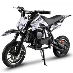 Black GBmoto 50cc Kids Dirt Bike