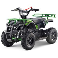 Sonora-G 40cc ATV Gas Powered ATV 4-Stroke Off Road Kids ATV, Kids Quad, Kids 4 Wheelers (Green)