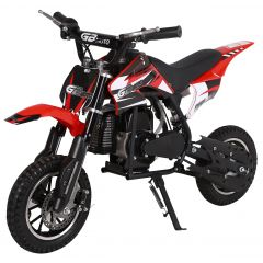 Red GBmoto 50CC Kids Dirt Bike