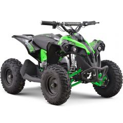 Renegade 36V 500W ATV Electric ATV Off Road Kids ATV, Kids Quad, Kids 4 Wheelers (Green)