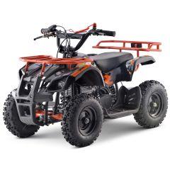 Sonora-G 40cc ATV Gas Powered ATV 4-Stroke Off Road Kids ATV, Kids Quad, Kids 4 Wheelers (Orange)