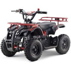Sonora-G 40cc ATV Gas Powered ATV 4-Stroke Off Road Kids ATV, Kids Quad, Kids 4 Wheelers (Red)