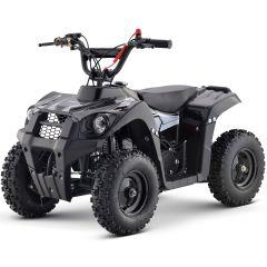 Monster-G 40cc ATV Gas Powered ATV 4-Stroke Off Road Kids ATV, Kids Quad, Kids 4 Wheelers (White)