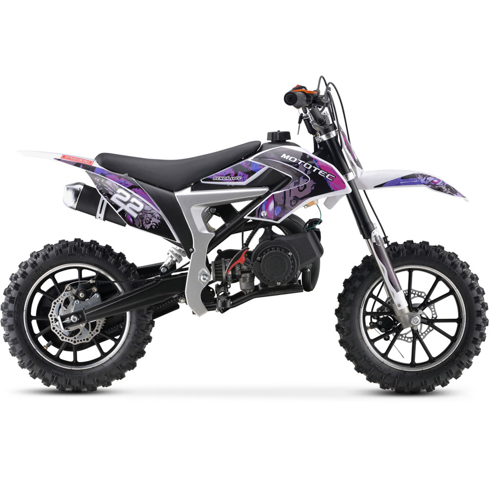 Apollo DB-X7 125cc Dirt Bike
